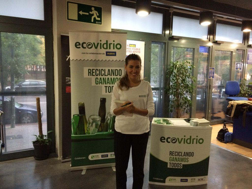 Reciclaje de Vidrio - Ecovidrio