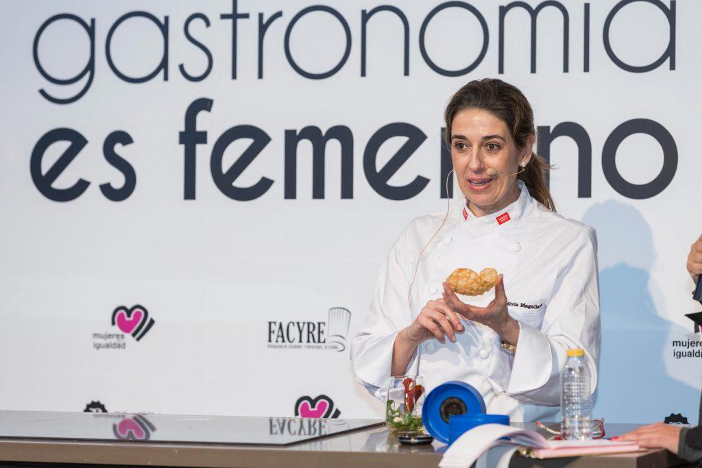 Gastronomía es Femenino - III