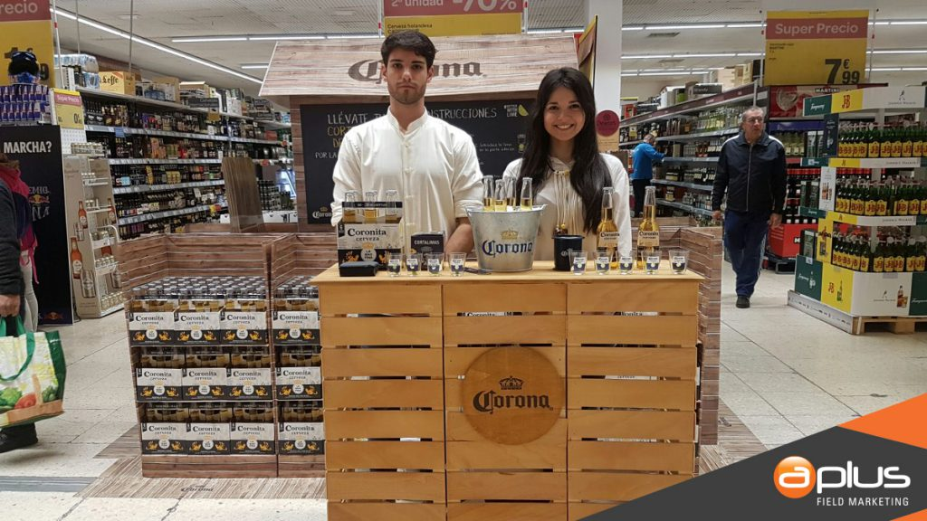 Field Marketing - Corona