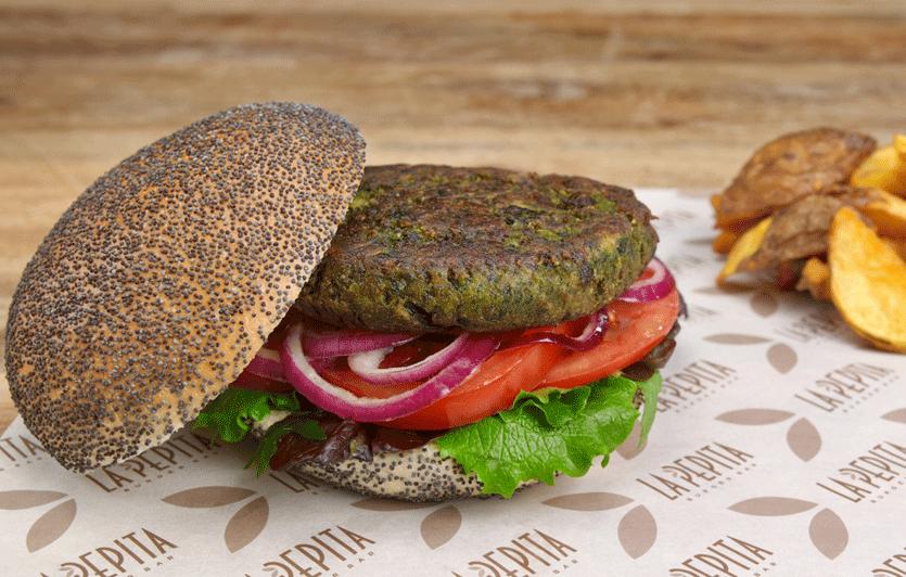 Tendencias gastronómicas - Hamburguesas veganas