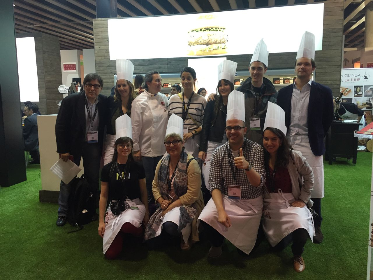 Feria Alimentaria - Chefs