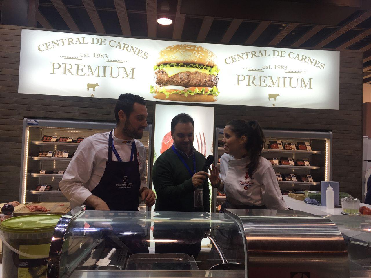 Feria Alimentaria - Cocineros