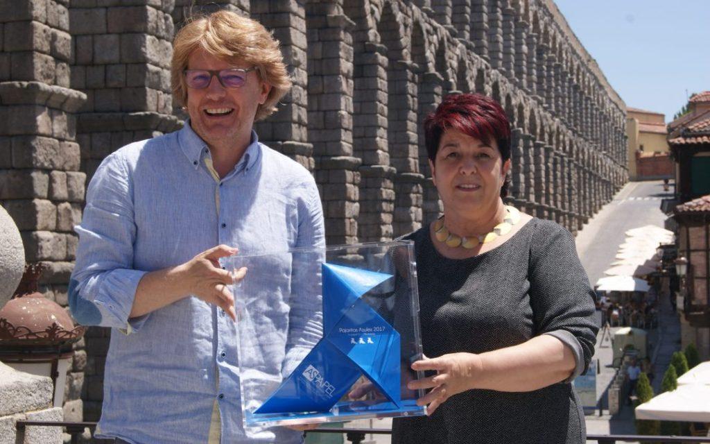 La Pajarita Azul - Segovia