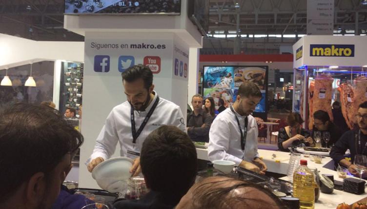Feria Alimentaria - Mario Sandoval