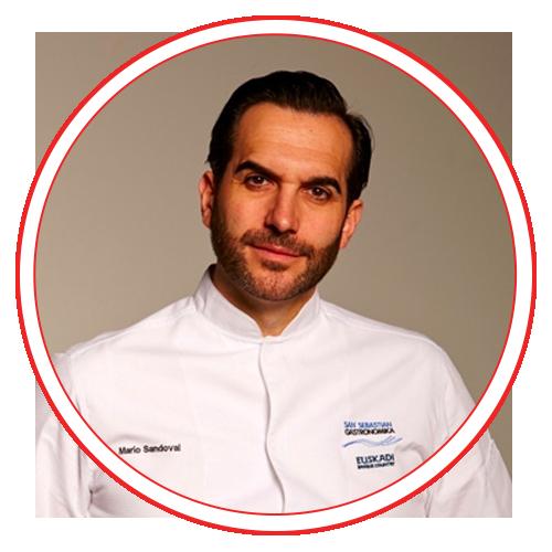 Mario Sandoval - Cocina de autor