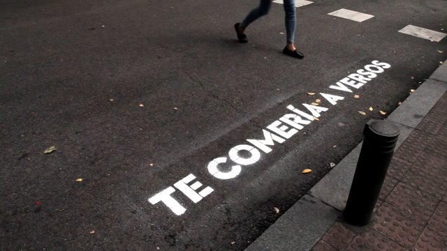 Street Marketing - Madrid