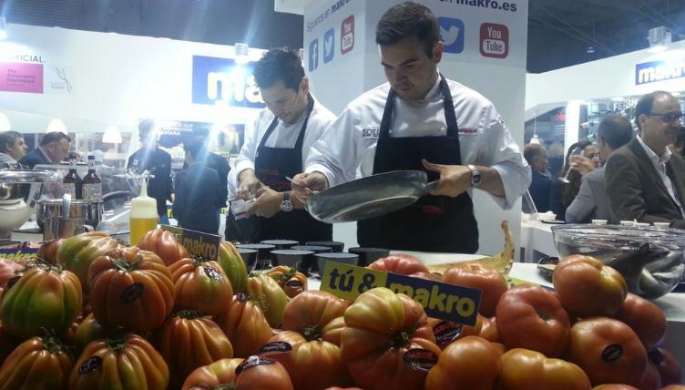 Feria Alimentaria - Diego Gallegos