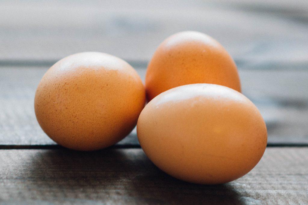 Dietas sin gluten - Huevos