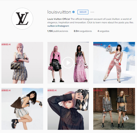 Instagram - Louis Vuitton