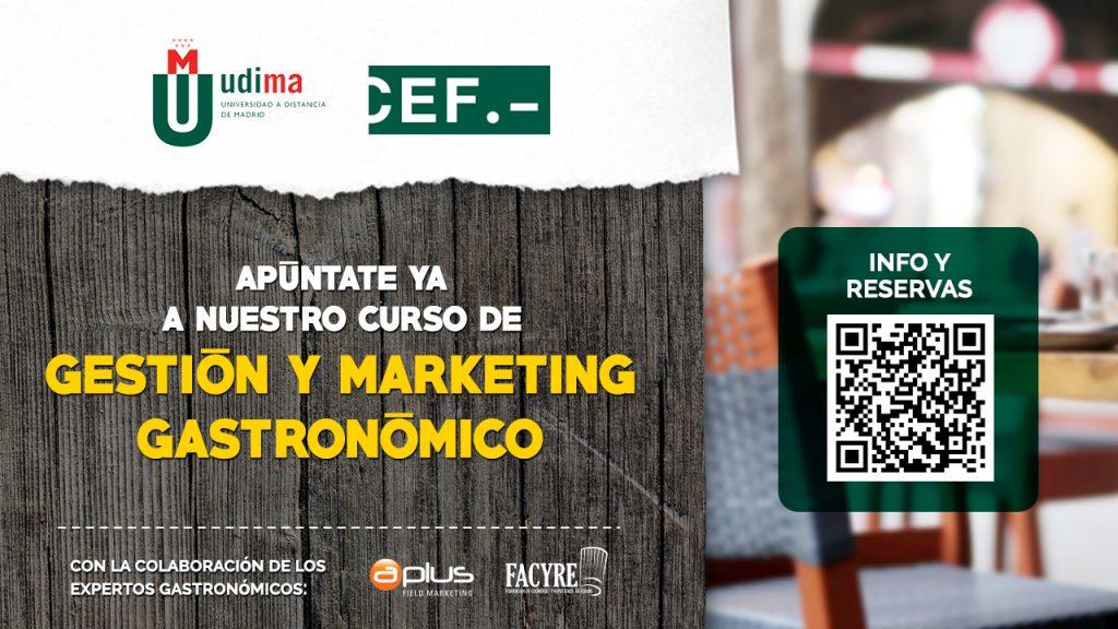 Marketing Gastronómico - III
