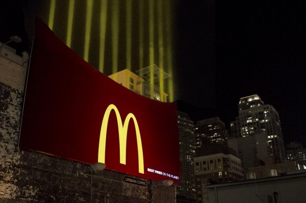 Street Marketing - McDonalds