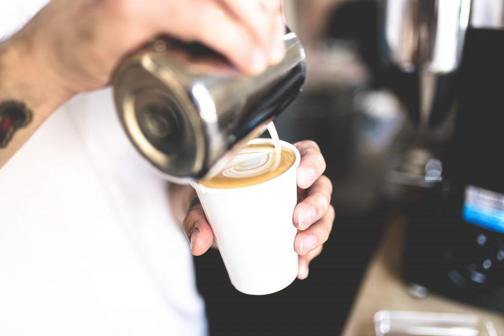 Desayuno - Café con Leche