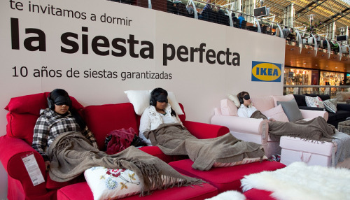 Street Marketing - Ikea