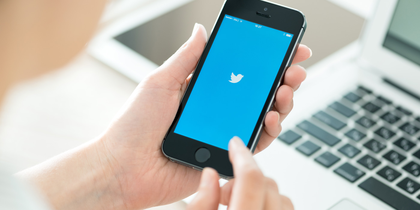 24 caracteres de más en Twitter - Móvil
