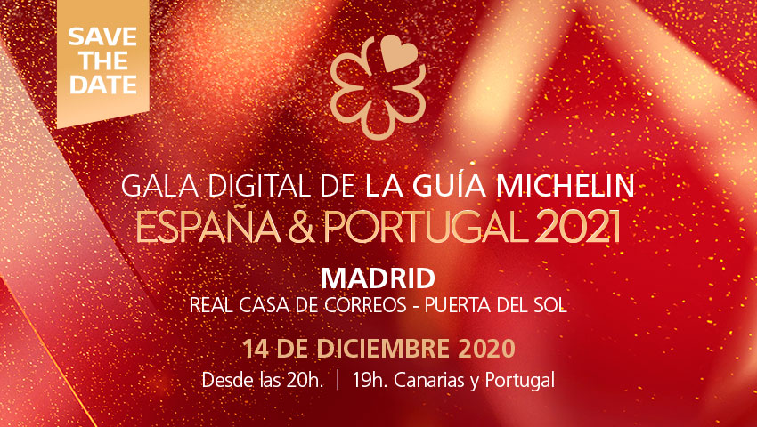 Gala Guía MICHELIN España Portugal 2021
