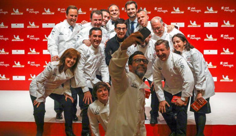 Galardonados de la Gala Estrella Guía Michelin 2019 - JOSÉ SENA GOULÃO EFE