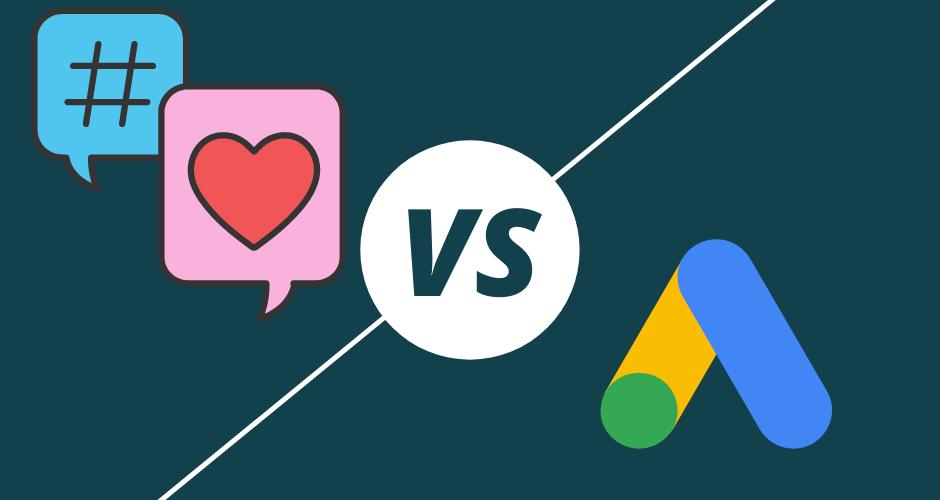 SOCIAL ADS VS GOOGLE ADS ¿Cuál es la mejor opción?